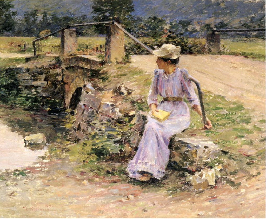Theodore-Robinson-xx-La-Debacle-xx-Ruth-Chandler-Williamson-Gallery-United-States